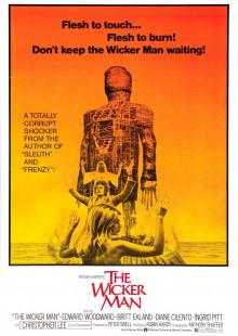 위커 맨  The Wicker Man, 1973
